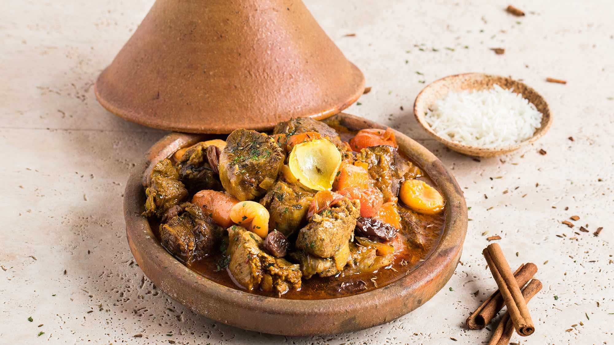 Moroccan Lamb Tagine My Food Connection